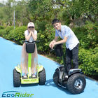 Sports Golf Tourism Off Road Segway 2000W Electric Scooter 2 Wheel 30Km - 35Km Mileage