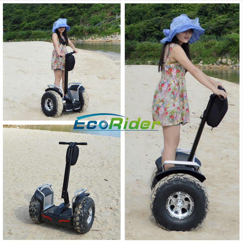 Human Transporter Electric Scooter Self Balancing Vehicle 45 Degree Max. Climb Angle