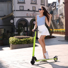 20-25 Kmの最高の間隔の23KM/H Hoverboardの電気スクーター/折る電気Scoooter